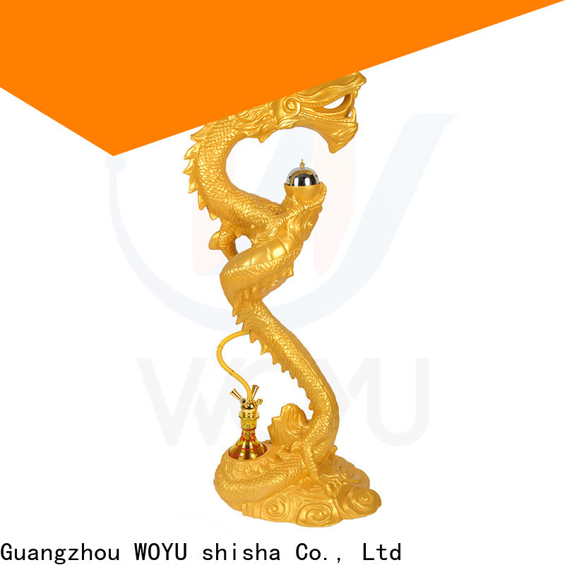 famous resin shisha manufacturer for trader