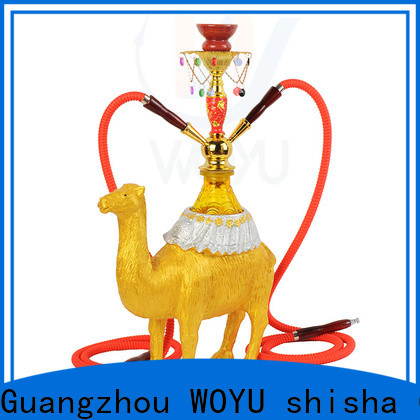 WOYU resin shisha factory for trader