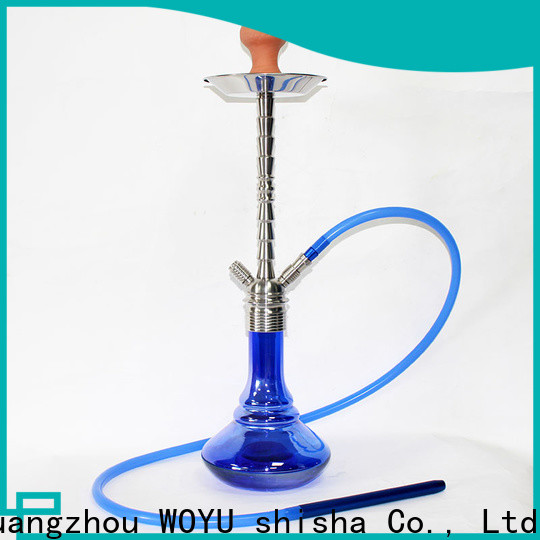 WOYU traditional stainless steel shisha factory for b2b