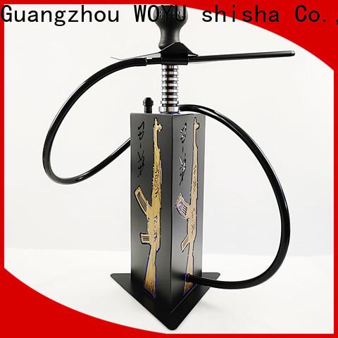 WOYU personalized acrylic shisha wholesale for b2b