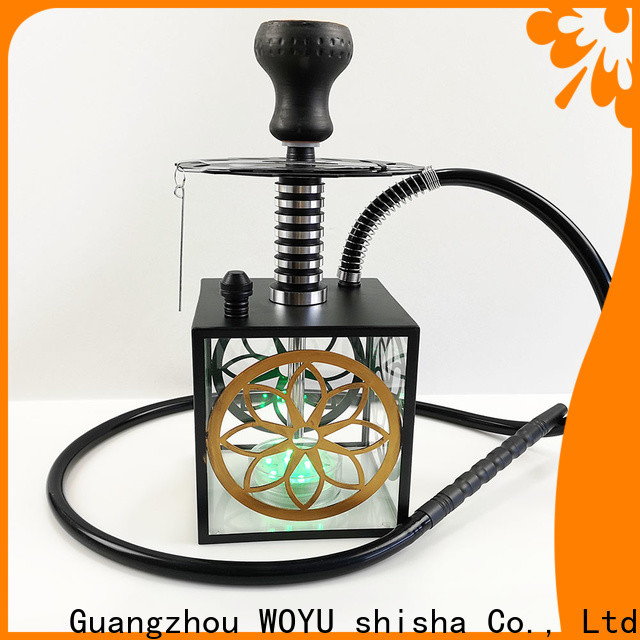 buy cheap acrylic shisha one-stop services for importer