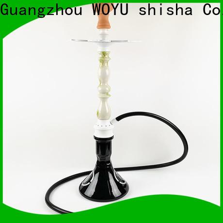 WOYU zinc alloy shisha supplier for b2b