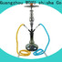 WOYU personalized zinc alloy shisha factory for b2b