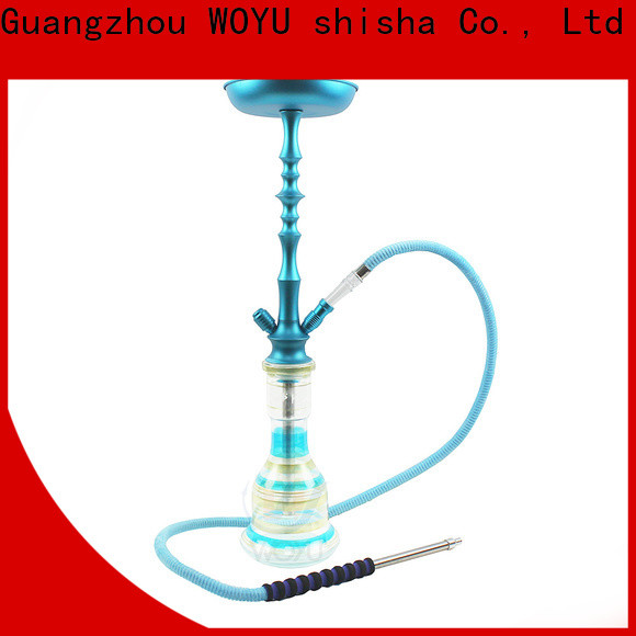 WOYU aluminum shisha from China for trader