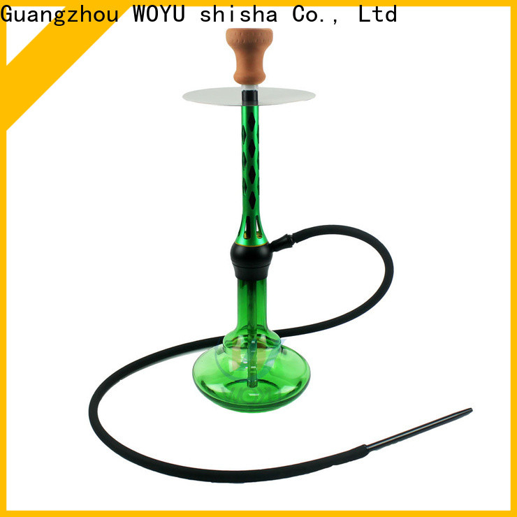 100% quality aluminum shisha one-stop services for importer