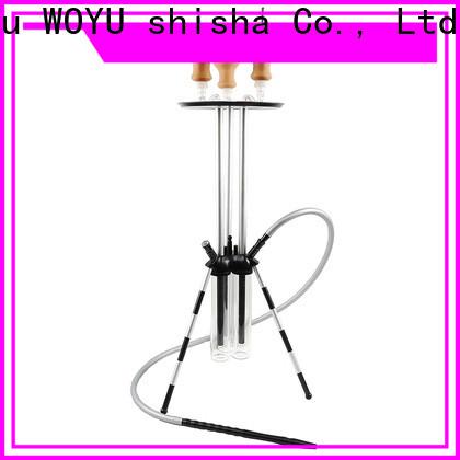 WOYU aluminum shisha one-stop services for b2b