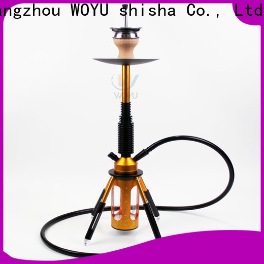hot new releases aluminum shisha from China for b2b