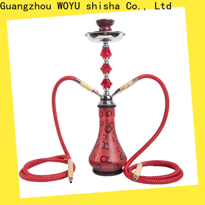 WOYU personalized iron shisha from China