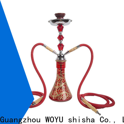 high standard iron shisha supplier