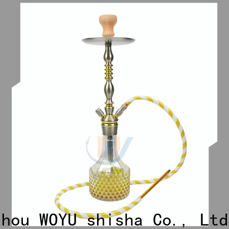 100% quality aluminum shisha from China for b2b