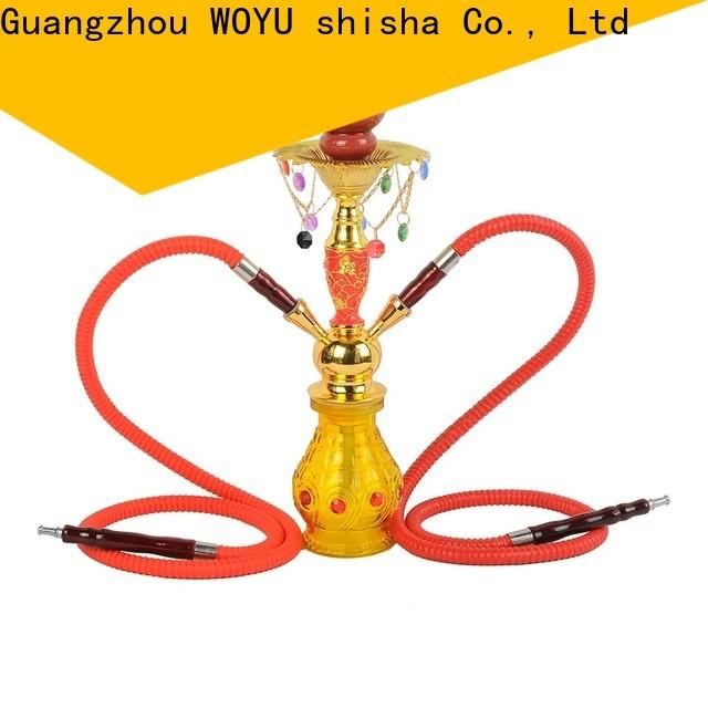 WOYU cheap iron shisha trader