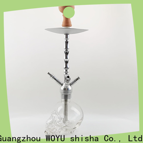 100% quality zinc alloy shisha factory for trader