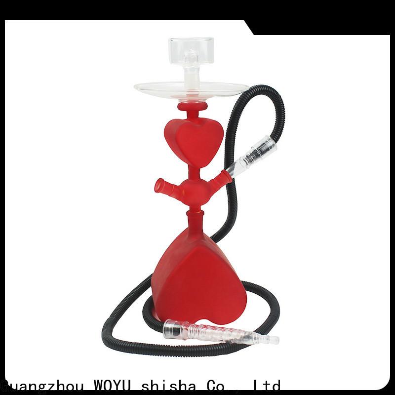 WOYU traditional glass shisha brand for importer
