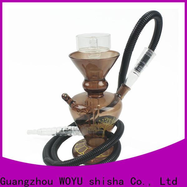 100% quality glass shisha brand for trader
