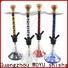 hot new releases aluminum shisha from China for trader