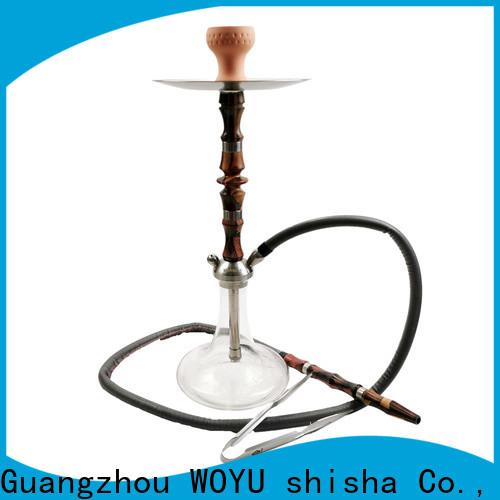 portable wooden shisha customization for market