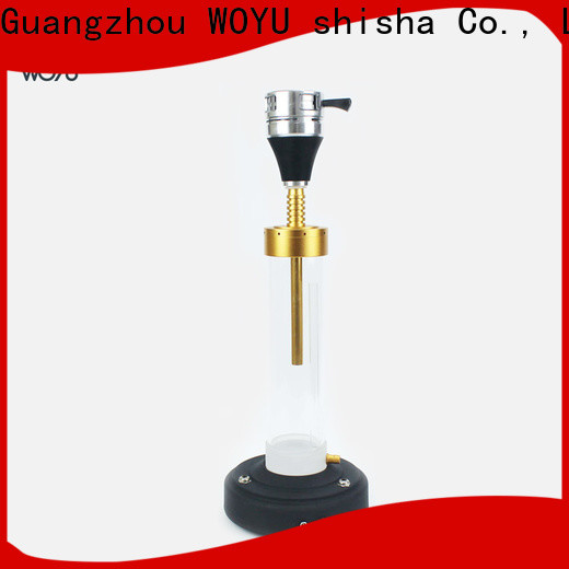 professional acrylic shisha from China for business