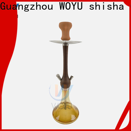 100% quality wooden shisha customization for market