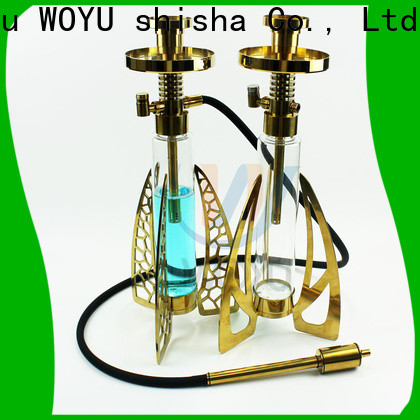 personalized stainless steel shisha supplier for market