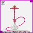 WOYU zinc alloy shisha manufacturer for b2b