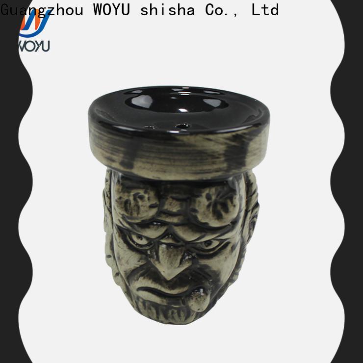 WOYU 100% quality shisha bowl kaufen for importer