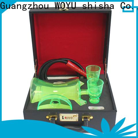 100% quality glass shisha manufacturer for b2b