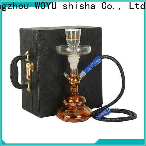 traditional glass shisha manufacturer for importer