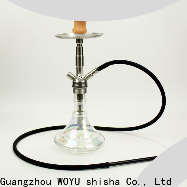 professional stainless steel shisha factory for market