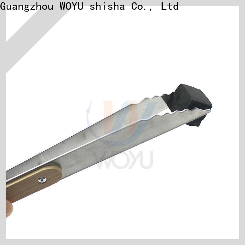 WOYU shisha tong manufacturer for market