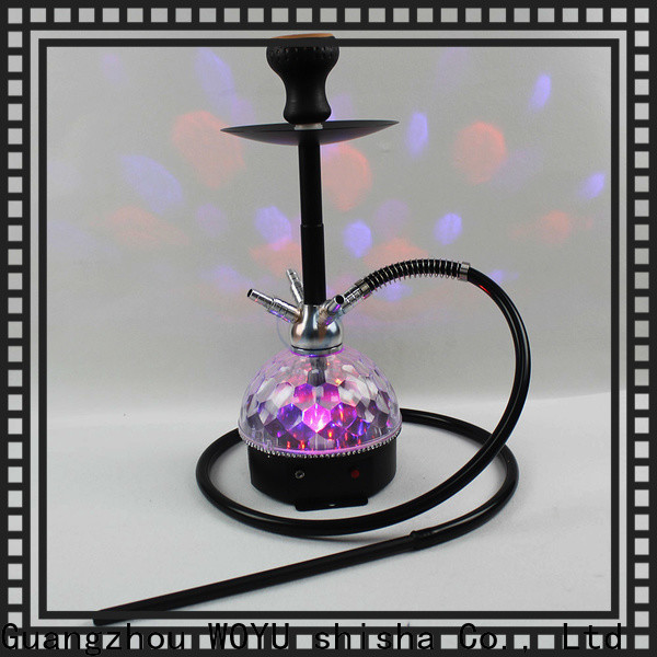 personalized acrylic shisha one-stop services for importer