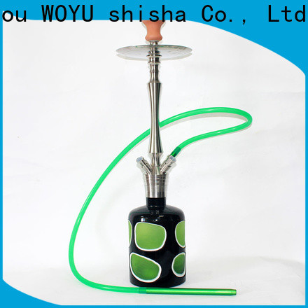 WOYU stainless steel shisha manufacturer for business