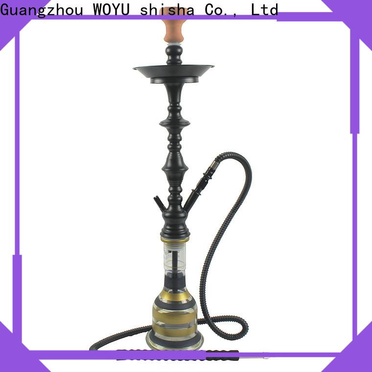 WOYU inexpensive stainless steel shisha manufacturer for b2b