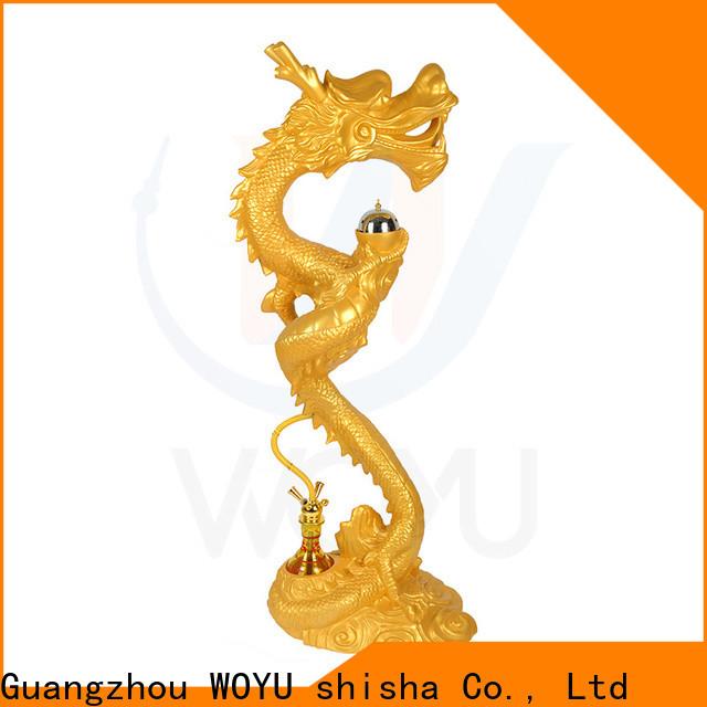 WOYU resin shisha brand for trader