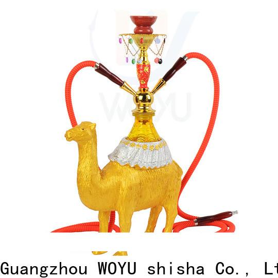 WOYU resin shisha manufacturer for market