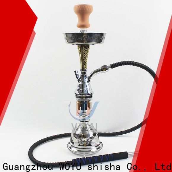 100% quality zinc alloy shisha factory for b2b