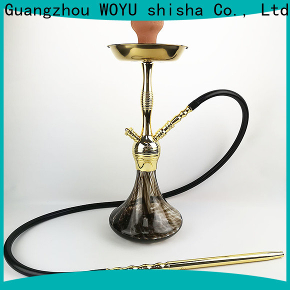 100% quality zinc alloy shisha supplier for market