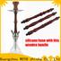 WOYU wooden shisha customization for market