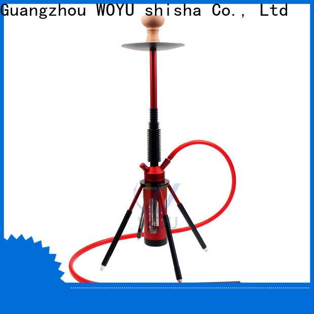 100% quality aluminum shisha one-stop services for b2b