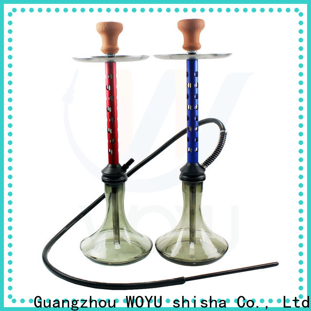 personalized aluminum shisha from China for business