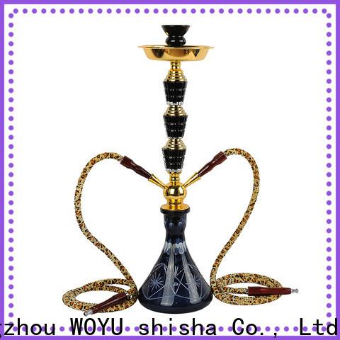 WOYU high standard iron shisha supplier