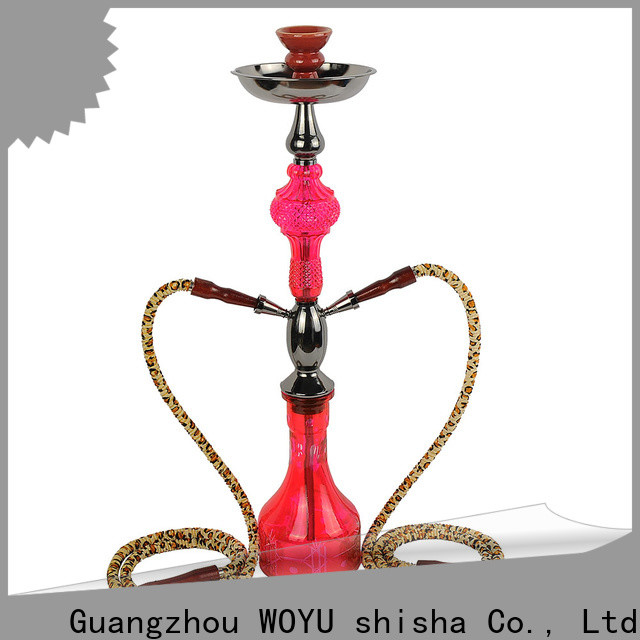 WOYU cheap iron shisha from China