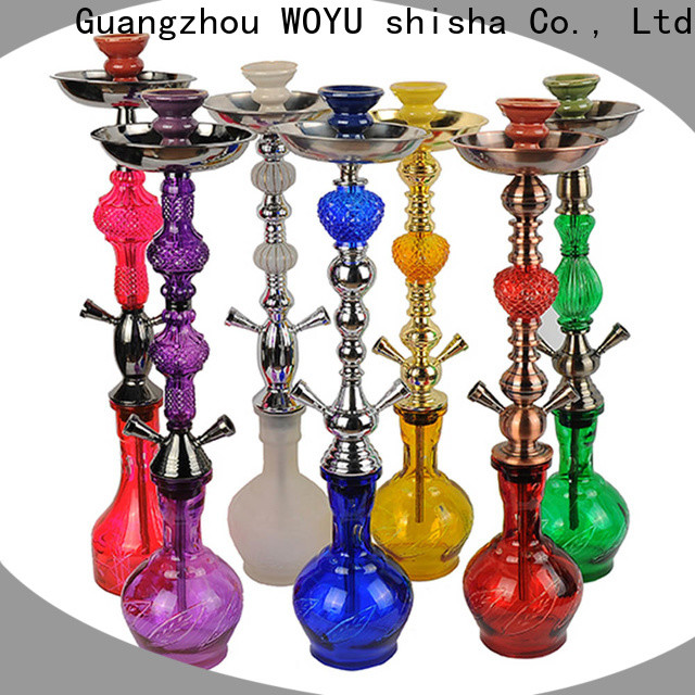 WOYU cheap iron shisha manufacturer