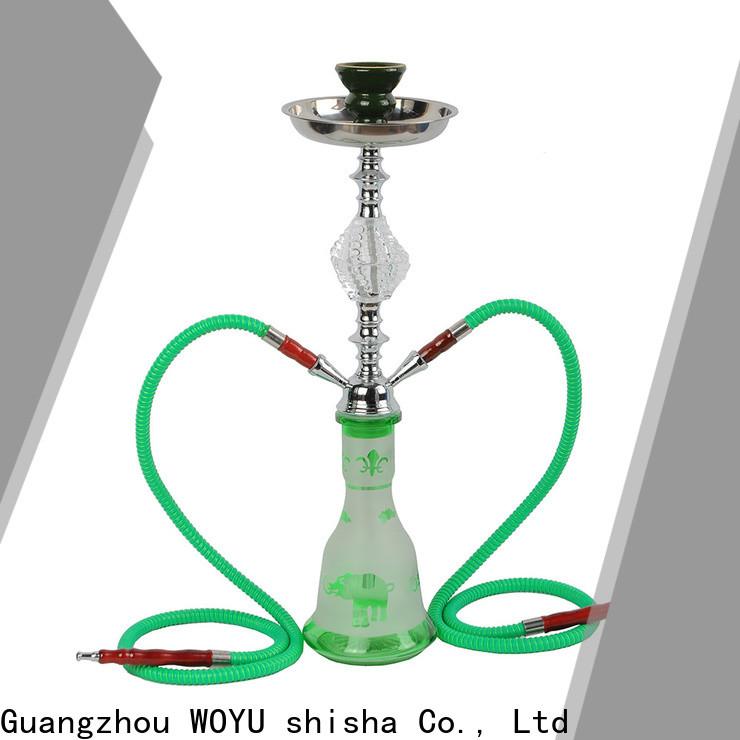 WOYU personalized iron shisha factory