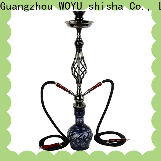 WOYU iron shisha supplier