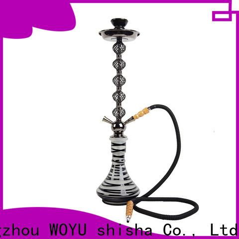 personalized iron shisha supplier