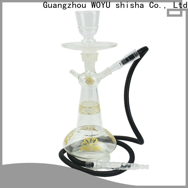 100% quality glass shisha manufacturer for market