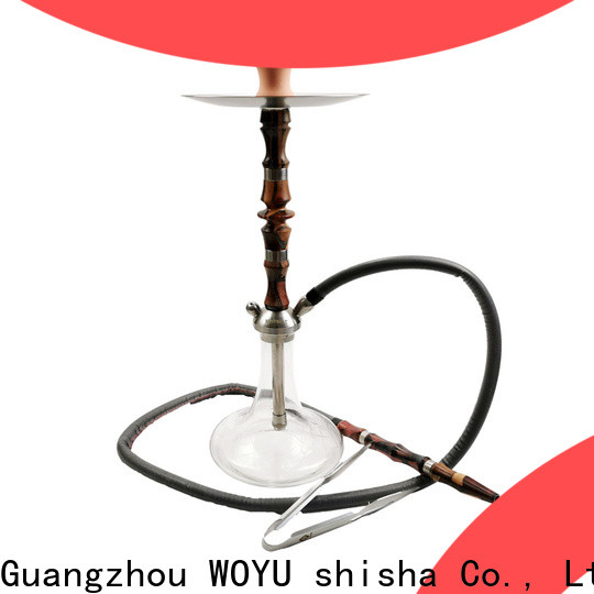 WOYU wooden shisha quick transaction for b2b