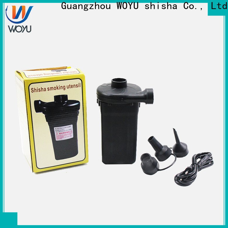 WOYU electric charcoal burner factory for trader