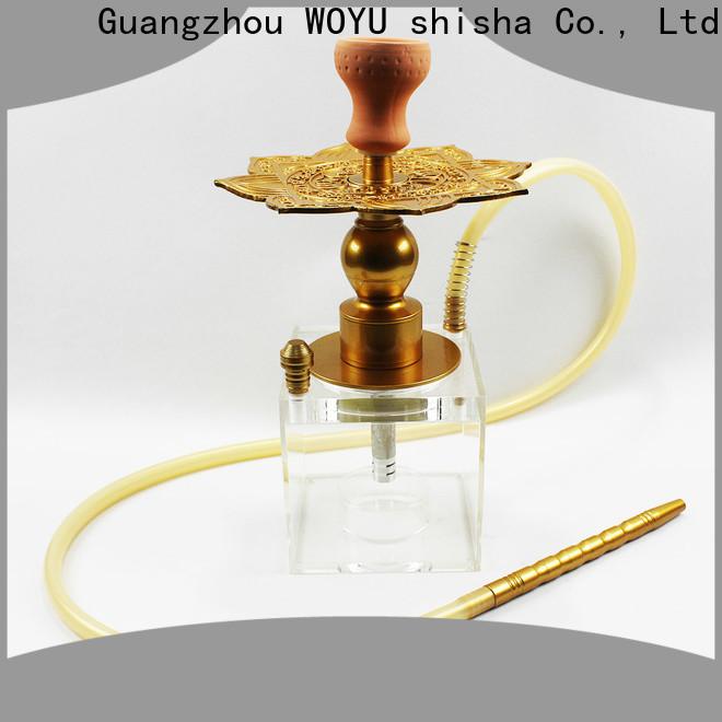 WOYU acrylic shisha one-stop services for b2b