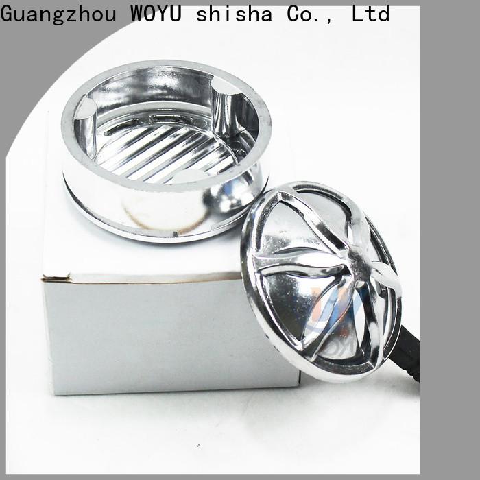 WOYU charcoal holder manufacturer for trader